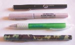 all styles of pens